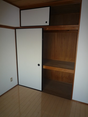 本園ビル / 401号室収納