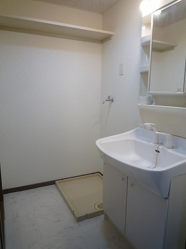コープセンタービレッジ / 303号室洗面所