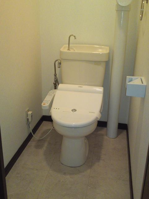 エクセレント田口 / 103号室トイレ