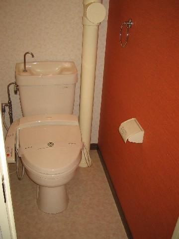 エクセレント田口 / 201号室トイレ