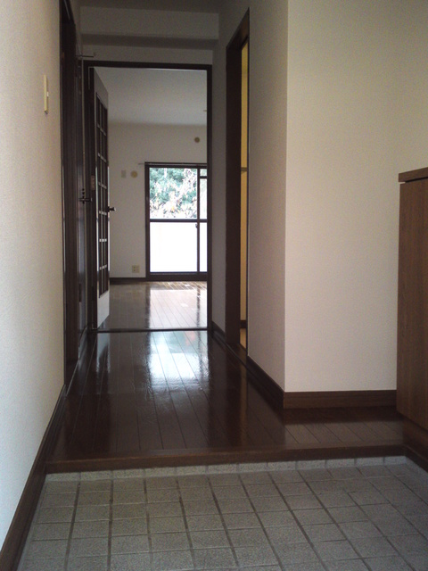 エクセレント田口 / 302号室玄関