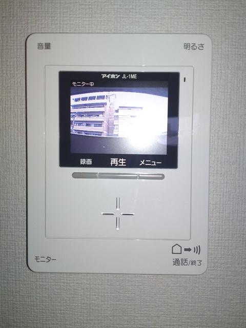 エクセレント田口 / 303号室セキュリティ
