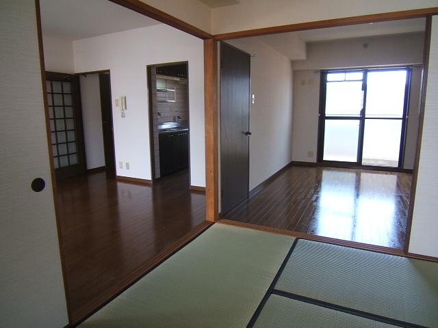 ハイ・コート(ペット可) / 203号室リビング