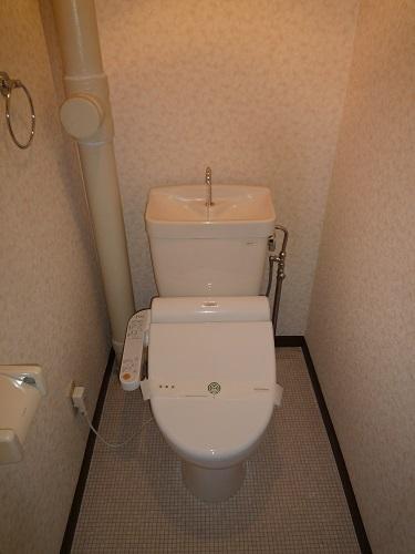 ライラックヒルズ空港前 / 401号室洗面所