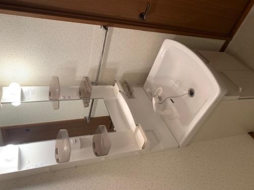グランベルデ丸善 / 503号室トイレ