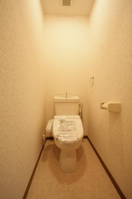 サークルフロント / 102号室トイレ