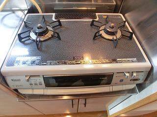 ルミノスコート / 301号室キッチン