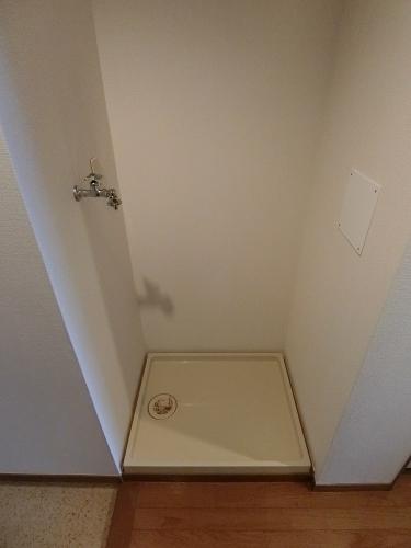 ルミノスコート / 502号室キッチン