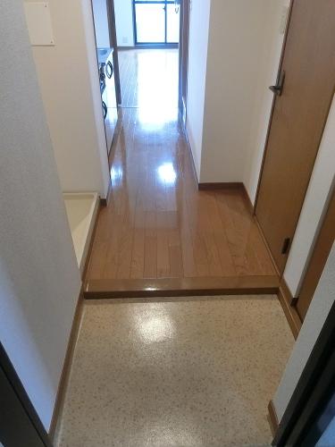 ルミノスコート / 602号室玄関