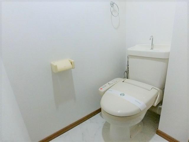 ルミノスコート / 603号室トイレ