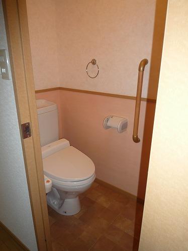 マノワール箱崎 / 406号室トイレ