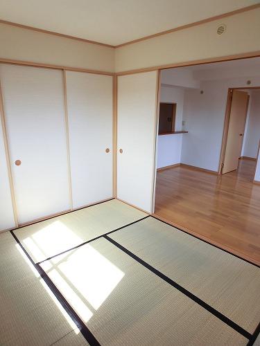 マノワール箱崎 / 502号室和室
