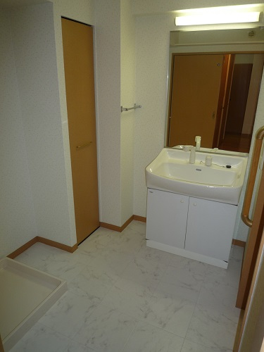 マノワール箱崎 / 702号室洗面所