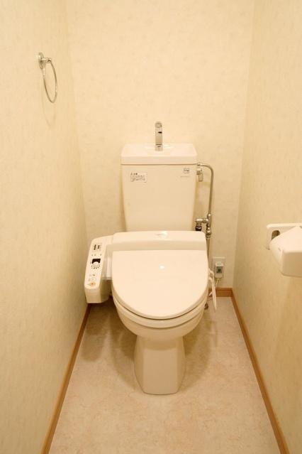 ブラン・ネージュ / 103号室トイレ