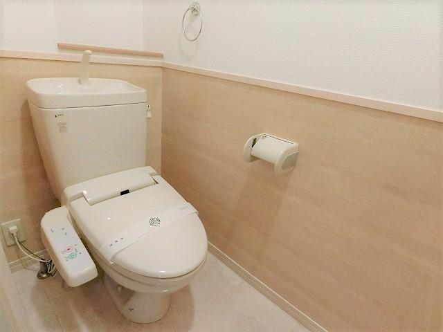 カーム ヴィラ / 502号室トイレ