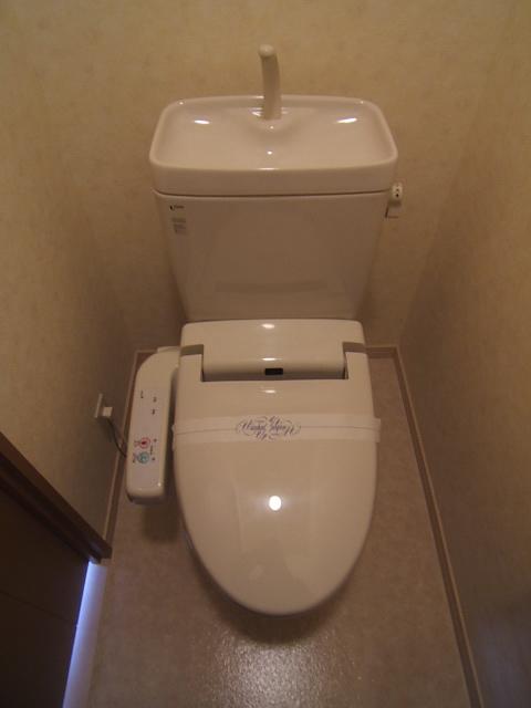 アスティオン中島 / 501号室トイレ