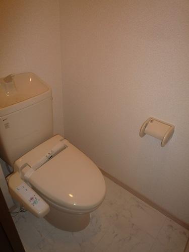 グランシャリオ / 402号室トイレ