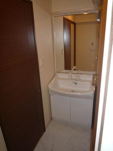 グランシャリオ / 403号室洗面所