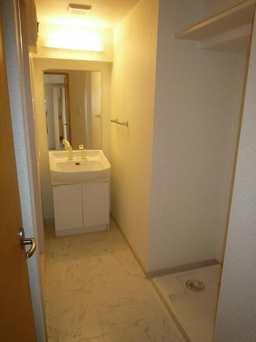 リバーランドⅥ / 401号室トイレ