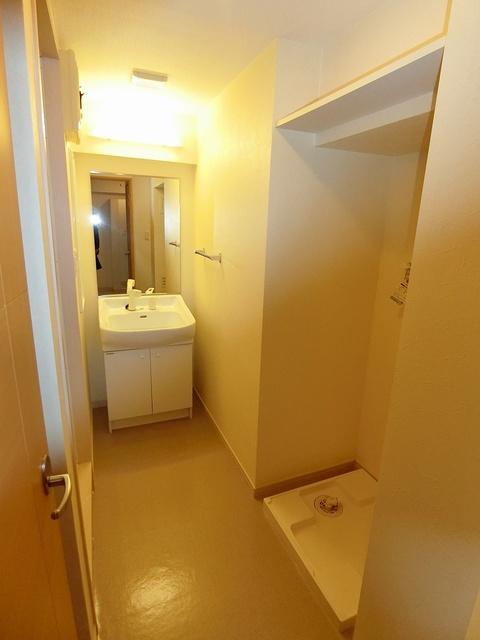 リバーランドⅥ / 501号室トイレ
