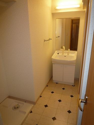リバーランドⅥ / 505号室洗面所