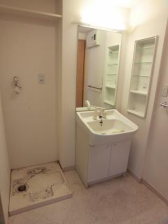 メゾンスペース / 202号室洗面所