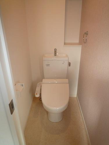 グレイス サンビオ / 603号室トイレ
