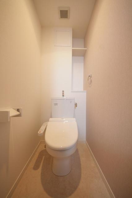 グレイス サンビオ / 703号室トイレ