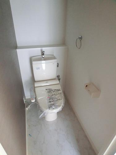 プリマベーラ. / 302号室トイレ