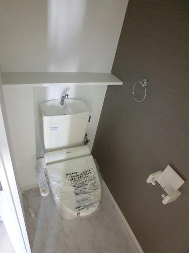 プリマベーラ. / 403号室トイレ