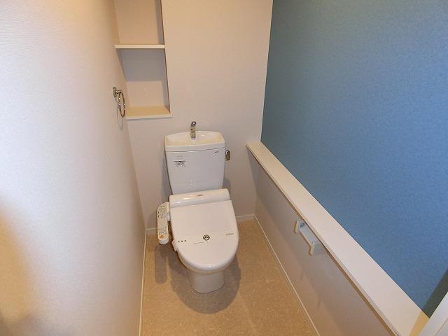 レジーナ / 302号室トイレ
