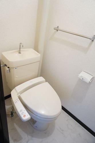 レジデンス秋根 / 102号室トイレ