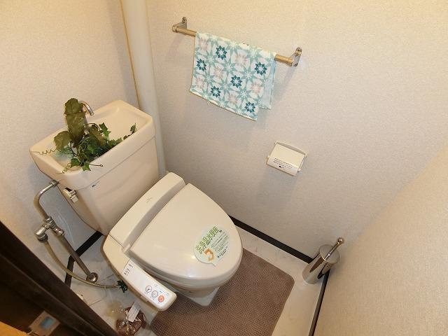 レジデンス秋根 / 202号室トイレ