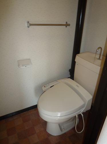 レジデンス秋根 / 301号室トイレ