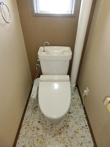 Flower'24 / 206号室トイレ
