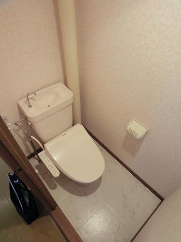 エクセル篠栗 / 302号室トイレ