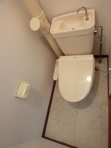 エクセル篠栗 / 401号室トイレ