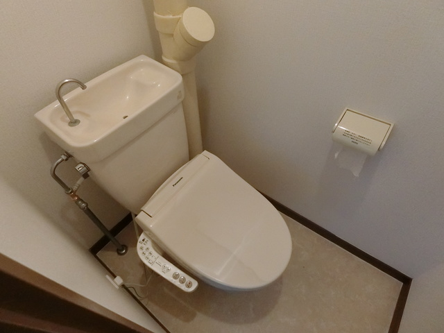 エクセル篠栗 / 402号室トイレ