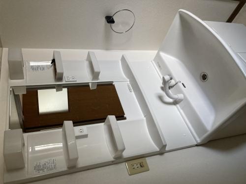 サンハイツKUDO / 401号室収納