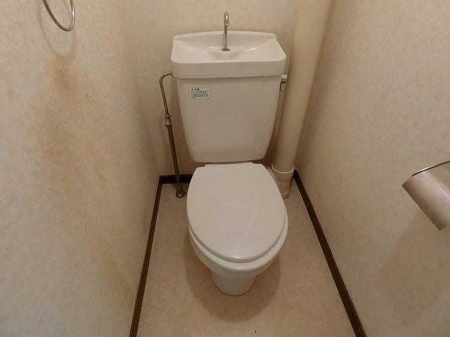 ファミール篠栗 / 205号室トイレ