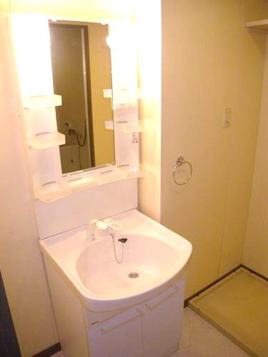 ファミール篠栗 / 405号室洗面所