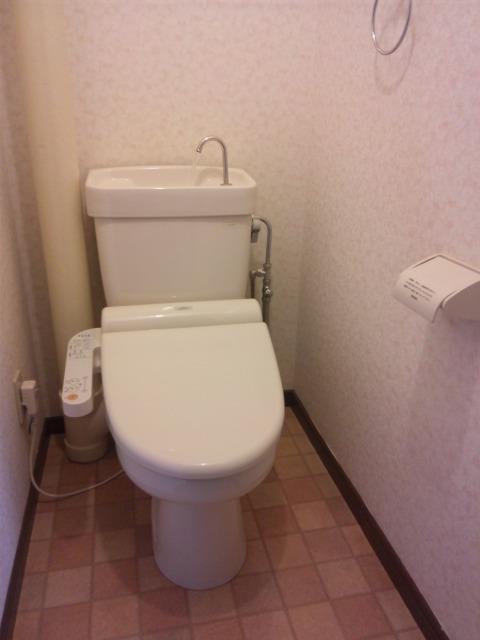 ガーデンハイツ志免 / 202号室トイレ