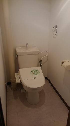 タウンコート志免 / 203号室トイレ
