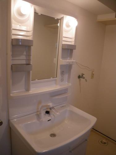 タウンコート志免 / 605号室洗面所