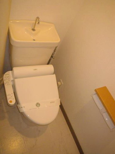 エクセルE・F / 103号室トイレ