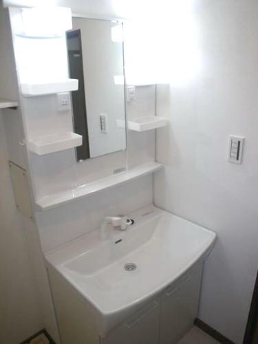 エクセルE・F / 402号室洗面所
