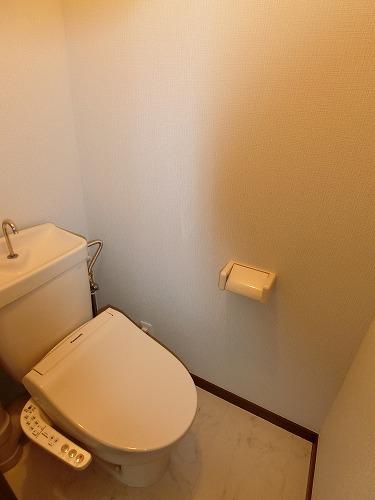 エクセルE・F / 403号室トイレ