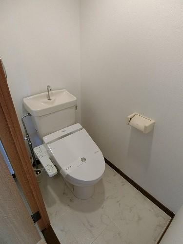 エクセル工藤 / 405号室トイレ