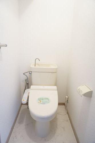 シティハイツ篠栗 / 203号室トイレ