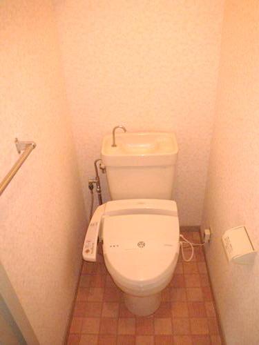 シティハイツ篠栗 / 301号室トイレ